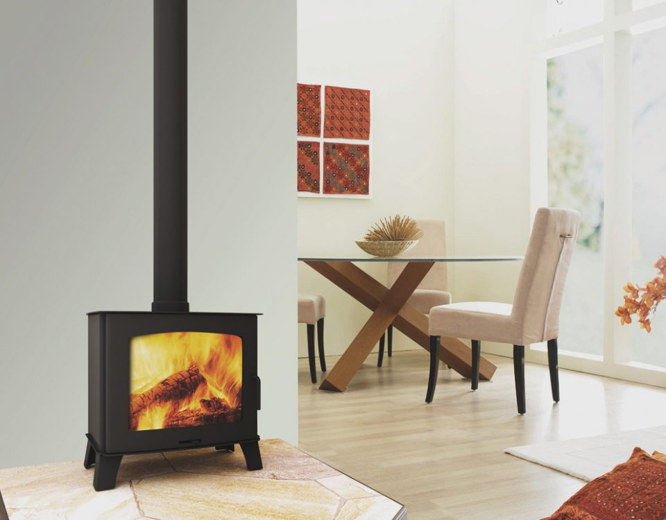 Canature Deco Maxi CWF4 L fireplace