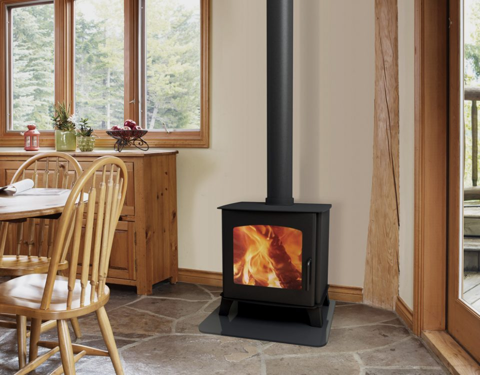 Canature Deco Plus CWF4 fireplace
