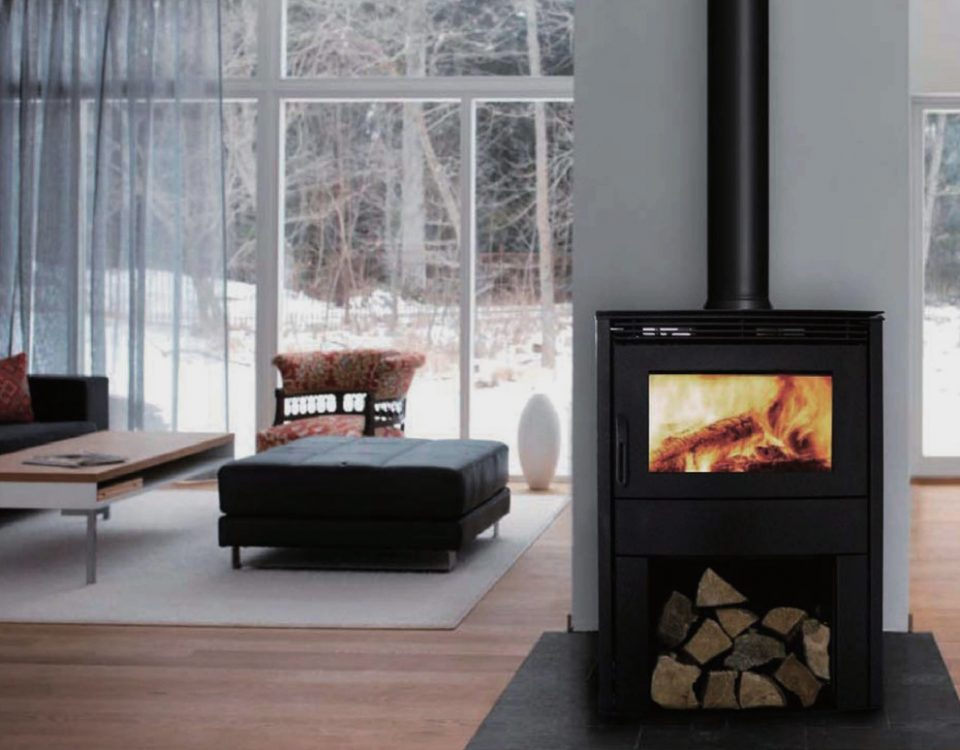 Canature Gemini GF 32 fireplace