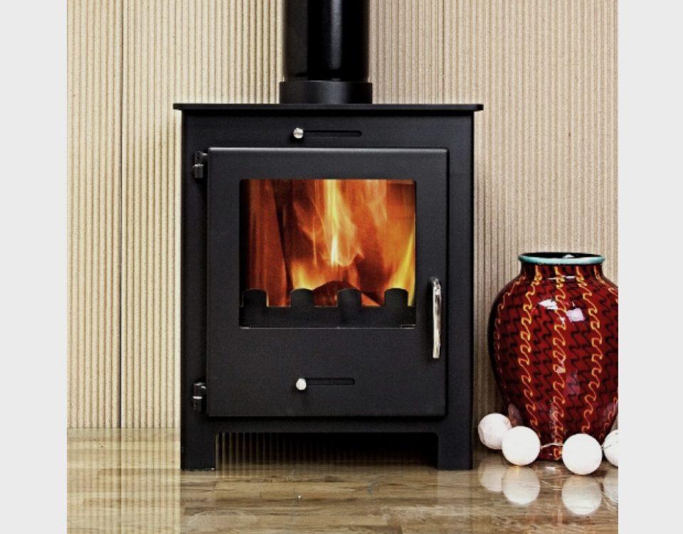 Ottawa Compact 6KW fireplace
